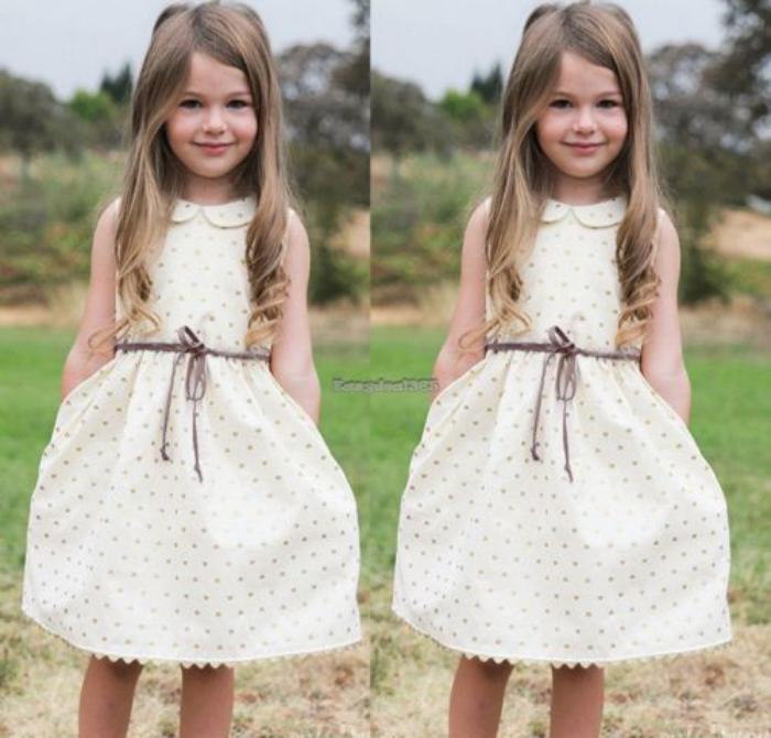 پارچه تترون مخصوص لباس بچه گانه