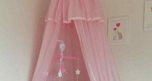 تور آویز تخت نوزادی