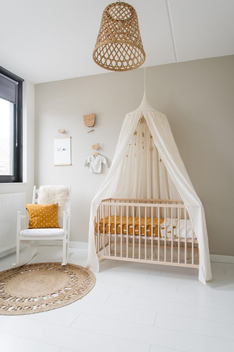 تور آویز تخت کودک و نوزاد